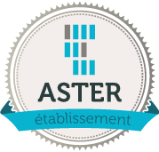 Aster Etablissement scolaire et Ecole - Un site web conçu pour votre établissement scolaire ou votre école